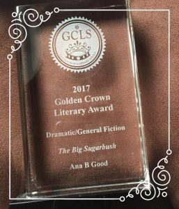 The Big Sugarbush Golden Crown Literary Award